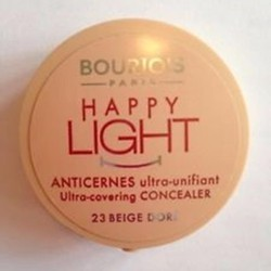 Kem che khuyết điểm hoàn hảo Bourjois Happy Light Concealer 23