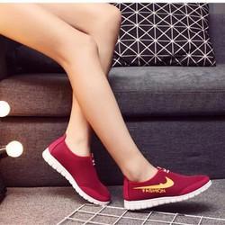 TT037DO - Giày Thể Thao Nữ thời trang cá tính