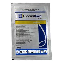 Thuốc trừ bệnh Ridomil Gold 68WG 100g