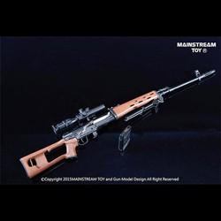 Mô hình súng Dragunov SVD