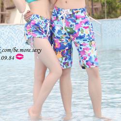 Quần cặp đôi đi biển Thái Lan