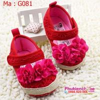Giày thời trang Hàn Quốc sơ sinh