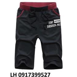 Quần Nam thể thao CÁ TÍNH L121481