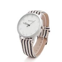Đồng hồ unisex dây vải Bocai 6615