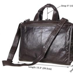 Túi xách da nam RB321