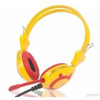 Headphone Chuyên Game có micro Trâu Vàng V2k Nghe Cực Hay