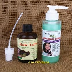 Combo tinh dầu bưởi và dầu gội bưởi kích thích mọc tóc, trị rụng tóc.
