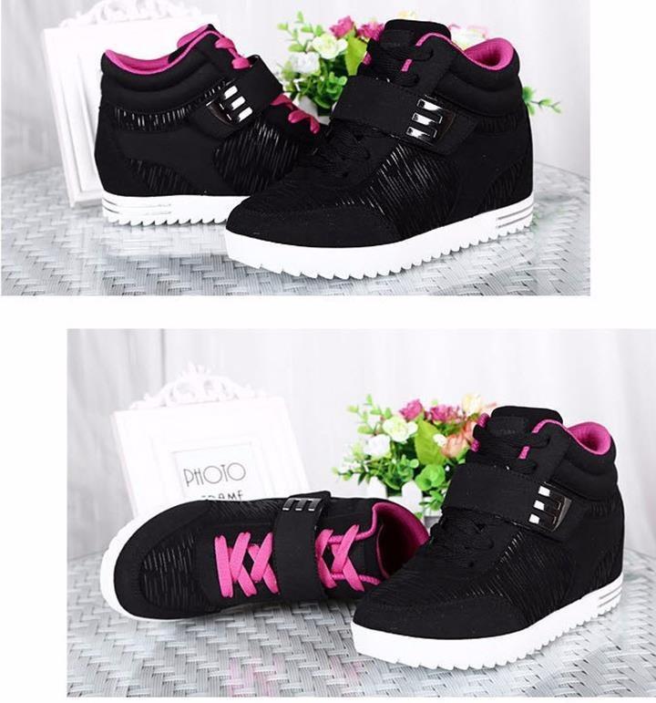 TT044D - Giày Thể Thao Nữ thời trang cá tính 2