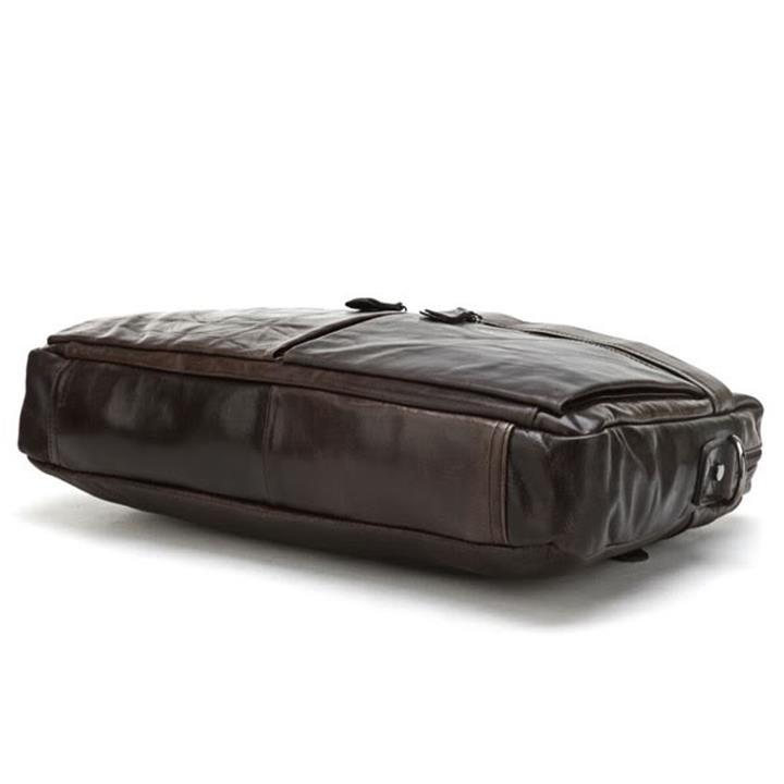 Túi xách da nam RB306BR 4