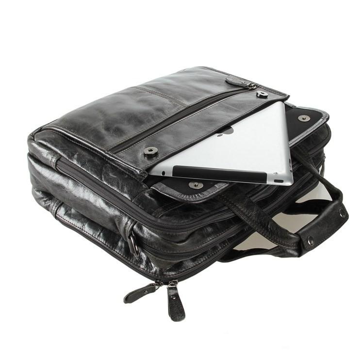Túi xách da nam RB309 6