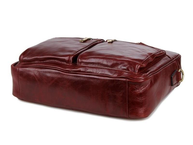 Túi xách da nam RB320BR 4