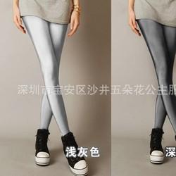 Quần legging nữ dáng dài, kiểu dáng trẻ trung, thời trang Hàn Quốc.