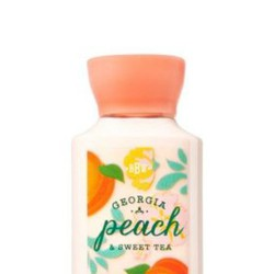 SỮA DƯỠNG THỂ BATH AND BODY WORKS 236ML - GEORGIA PEACH SWEET TEA