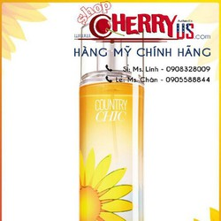 XỊT TOÀN THÂN COUNTRY CHIC 236ML BATH AND BODY WORKS
