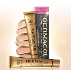 Kem nền che khuyết điểm hoàn hảo Dermacol makeup cover