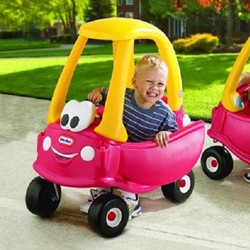 Xe ô tô chòi chân em bé Little -Tikes LT-612060