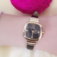 Đồng hồ nữ Julius JU1067 Đen