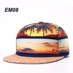Mũ nón Snapback summer