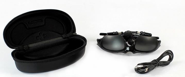 Mắt kính mát kiêm tai nghe Bluetooth 6
