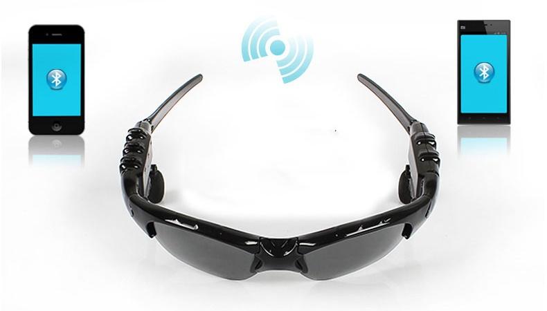 Mắt kính mát kiêm tai nghe Bluetooth 1