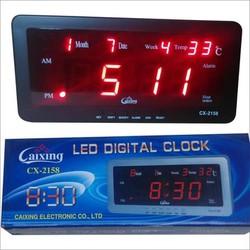 Đồng hồ treo tường LED CX-2158