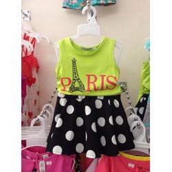 Sét áo váy paris