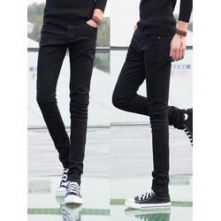 Quần jeans nam skinny đơn giản hàng cao cấp