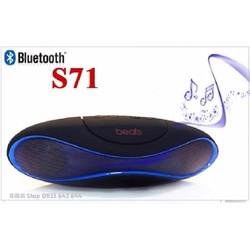 Loa Bluetooth S71 cực độc... hot! hot! hot!