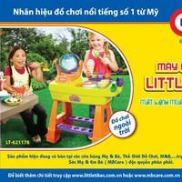 Đồ chơi nhà bếp máy làm kem Little Tikes LT-621178
