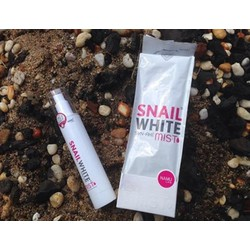 Xịt khoáng tinh chất ốc sên Snail White - 100ML