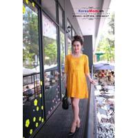 Đầm bầu KMD031 bộ sưu tập hè 2016