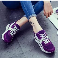 TT030T - Giày Thể Thao Nữ thời trang cá tính