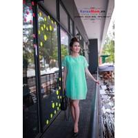 Đầm bầu KMD035 bộ sưu tập hè 2016