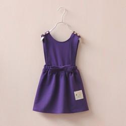 Đầm thun cho bé