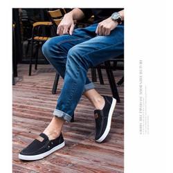 Giày mọi nam trẻ trung, cá tính - Mã MM3018