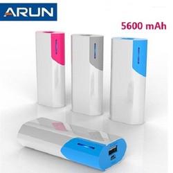 Pin sạc dự phòng ARUN 5600 mah chính hãng