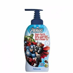 Sữa tắm cho bé Admiranda Marvel Avengers 1000ml