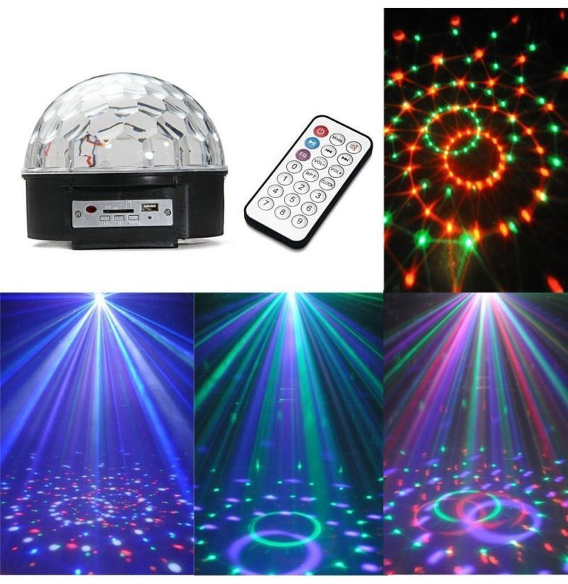 Loa Bluetooth WS-635BT Có Đèn Led Nhiều Màu Giá Siêu Rẻ 3