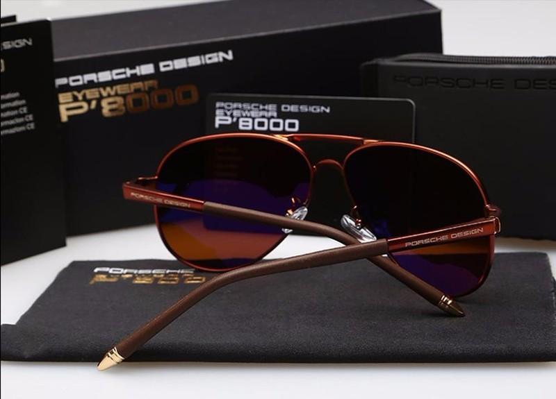 Mắt kính cao cấp Porsche P8000 - MKDL001 10