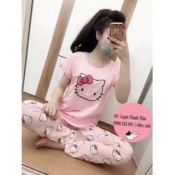 Bộ đồ mặc nhà Kitty