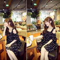 Đầm voan ngôi sao Hàn Quốc