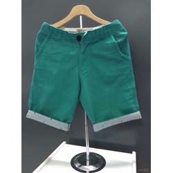 Quần short nam kaki màu xanh cho nam giá rẻ nhất