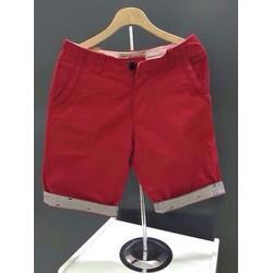 Quần short nam màu đỏ tươi form đẹp giá cực rẻ