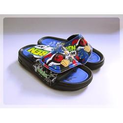 Giày Dép Thái Lan - Dép Ben 10 Quai Ngang đáng yêu cho bé