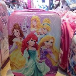 Bộ sưu tập valy kéo hình công chúa tuyết elsa dễ thương VL153