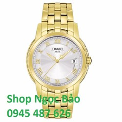 Đồng hồ nam tisot full gold - hàng ngon