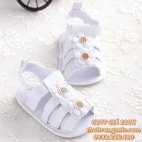 Giày sandal tập đi bé gái G277