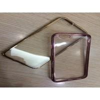 Ốp dẻo đính đá Iphone 5