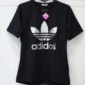 Áo thun in logo Adidas
