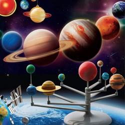 Mô Hình Hệ Mặt Trời SolarSystem DIY